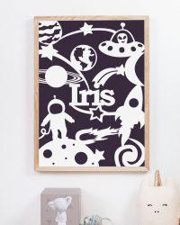 personlig-plakat-baby-rummet